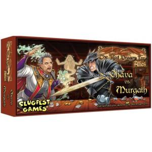 SlugFest Games Red Dragon Inn: Allies- Ohava Vs. Murgath Game