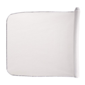 Safety 1st Kids Safety Railnet for Indoor Balconies and Outdoor Decks, Extends up to 10', White
