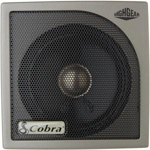 Cobra HG S300 Highgear External Noise-Cancelling Speaker