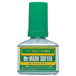 1 X Mr.Mark Softer NET .40ml Bottle Gundam Hobby