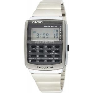 Casio General Men's Watches Data Bank CA-506-1UW - WW
