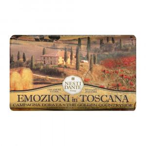 Nesti Dante Nesti dante emozioni in toscana natural soap - the golden countryside, 8.8oz, 8.8 Ounce