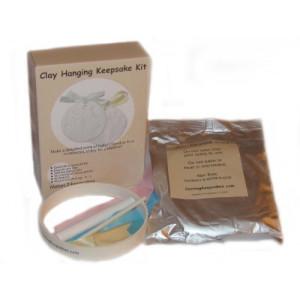Clay Hanging Keepsake Kit