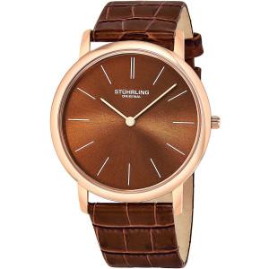 Stuhrling Original Men's Classic Ascot Watch # 601.3345K55