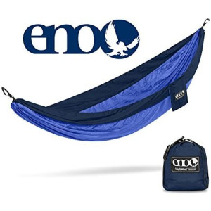 ENO, Eagles Nest Outfitters SingleNest Lightweight Camping Hammock