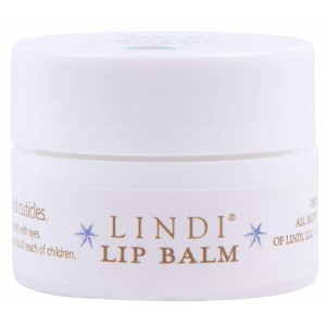 LINDI SKIN: Lip Balm - Soothe Dry, Chapped Lips And Hydrate and Soothe Nails And Cuticles (0.25 Oz.)