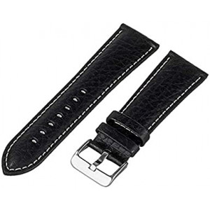 Hadley-Roma MS-906 Men's Genuine Leather Watch Band