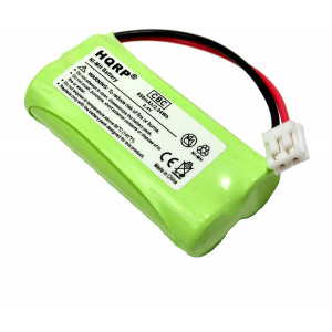 HQRP Cordless Telephone/Phone Battery Works with VTECH BT183348 BT283348 89-1326-00-00/89-1300-00-00/8913260000 / 89-1300-01-00/89-1330-01-00 Replacement