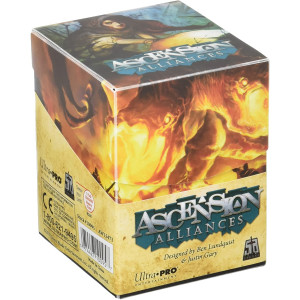 Ultra Pro Ascension Alliances Strategy Board Game