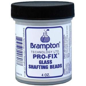 Brampton PRO-FIX Glass Shafting Beads - Golf Club Shaft Installation Stabilizer - Increase Bond Strength