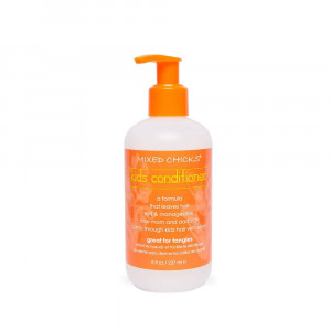 Mixed Chicks Kids Gentle Conditioner with Safflower Seed Oil for Soft and Manageable Hair, 8 fl.oz.