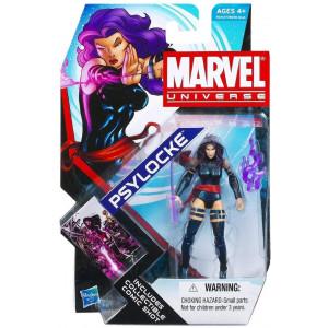 Marvel Universe 3 3/4 Inch Series 4 Action Figure Psylocke
