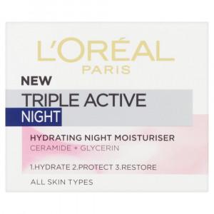 L'Oral Paris Triple Active Night Cream (50ml)