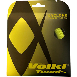 Volkl Cyclone Set Neon Tennis String