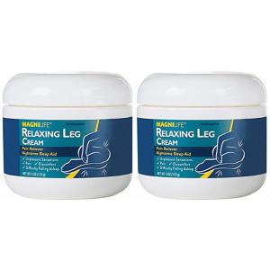 Magnilife Relaxing legs cream 4 oz 2 pack