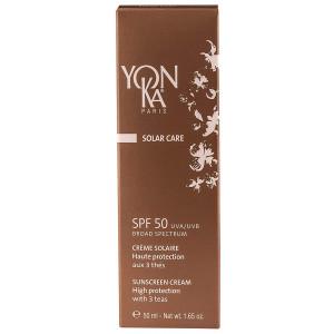 YON-KA Solar Care Sunscreen Cream SPF 50, (1.65 Ounce / 50 Milliliter)