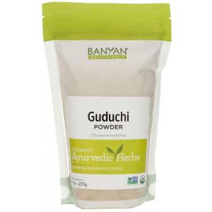 Banyan Botanicals Guduchi Stem Powder - USDA Organic, 1/2 Pound - Rejuvenating Herb for Digestion, Complexion, and Vitality*