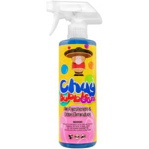 Chemical Guys AIR_221_16 Chuy Bubble Gum Premium Air Freshener and Odor Eliminator (16 oz)