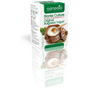 Bulgarian Starter Culture for Traditional Yogurt - Natural - up to 50 liters
