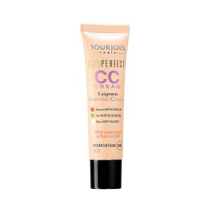 Bourjois 123 Perfect CC Cream Colour Correcting 33 Rose Beige, 3ml