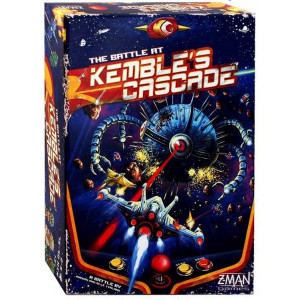 Z-man Games the Battle of Kemble's Cascade Board Game