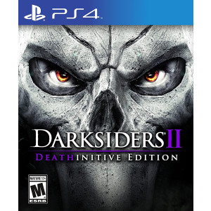 Darksiders 2: Deathinitive Edition - PlayStation 4 Standard Edition