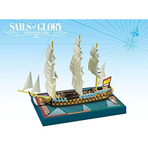 Sails of Glory Ship Pack - Argonauta 1806 Board Game