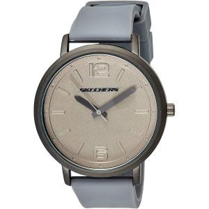 Skechers Men's SR5040 Analog Display Quartz Grey Watch