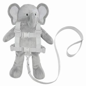Goldbug - Animal 2 in 1 Child Safety Harness - Elephant