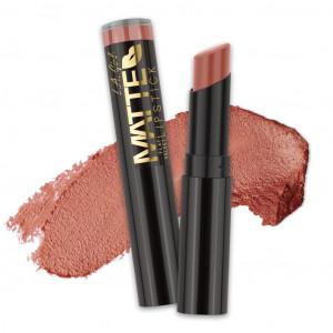 (3 Pack) L.A. GIRL Matte Flat Velvet Lipstick - Snuggle