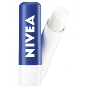 Nivea Essential Lip Care, 0.17 Stick (3 Pack)