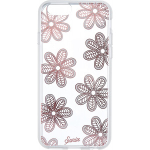 Sonix Cell Phone Case for Apple iPhone 6/6s - Retail Packaging - Berry Bloom