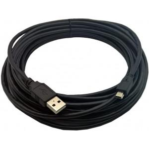 Inovat USB2-A-MB-25ST, Premium 25ft USB 2.0 A to Mini B 5 Pin USB Cable