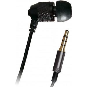 XDU Pathfinder Single Stereo-to-Mono Noise Isolating Earphone, Reinforced Cord