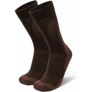 DANISH ENDURANCE Merino Wool Hiking and Walking Socks 1-Pack for Men, Women and Kids, Trekking, Outdoor