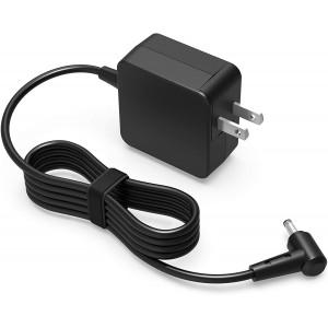 UL Listed 45W AC Charger Fit for Asus X751 X751M X751MA X751SA X751S X751LX X751LAV X751LA X751L X751NA X751N X451MA X451M X451MAV X451CA X451C X451 X751LX-DH71 Laptop Power Supply Adapter Cord