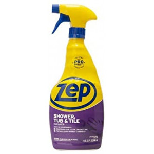 Zep Shower Tub and Tile Cleaner, 32 oz ZUSTT32PF