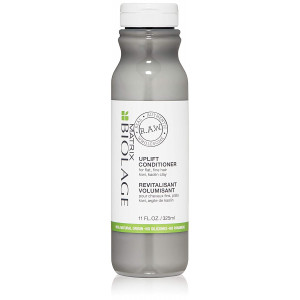 BIOLAGE R.A.W. Uplift Conditioner   Weightless Conditioner For Lasting Body   Silicone and Paraben-Free   For Fine Hair