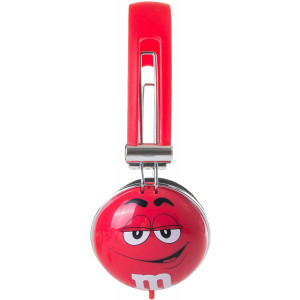 iHip MandM'S Brand Comfort Fit Headphones for iPhone, iPad, iPod, Samsung or any Smartphone, MP3 Player or Tablet