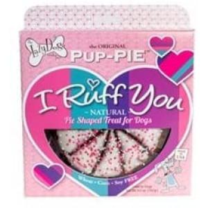Lazy Dog I Ruff You Pup-Pie Treat