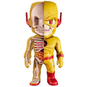 Mighty Jaxx The Flash Reverse Flash XXRAY 4-Inch Vinyl Figure