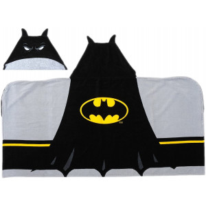 Batman Hooded Towel Bath Wrap