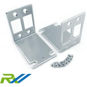 "Cisco Compatible 19"" Rack Mount Kit for Cisco 1841 Series Routers ACS-1841-RM-19="