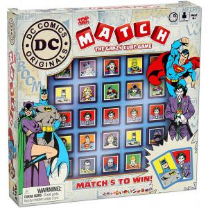 DC Superheroes Top Trumps Match Board Game