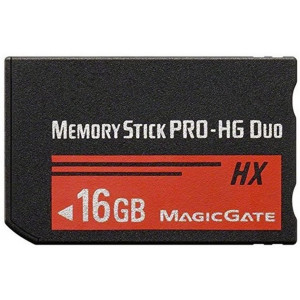 FengShengDa High Speed Memory Stick Pro-HG Duo 16Gb (MS-HX16A) Compatible with Sony PSP Accessories