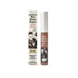 theBalm Meet Matt(e) Hughes Long-Lasting Liquid Lipstick, Charismatic