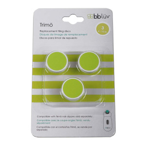 bblv - Trim Replacement Filing Discs Stage 3, 6-12 m, 3 Count