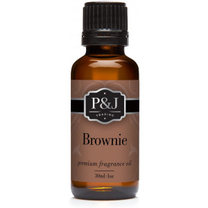 PandJ Trading Brownie Fragrance Oil - Premium Grade  Scented Oil - 30ml