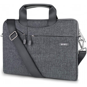 EKOOS 14-15 Inch Laptop Shoulder Bag Notebook Slim Carrying Case Messenger