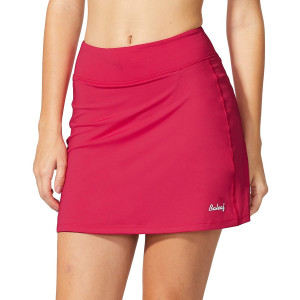 BALEAF Women's Athletic Skorts Lightweight Active Skirts with Shorts Pockets Running Tennis Golf Workout Sports